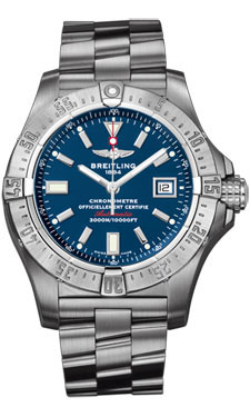 Breitling Avenger Seawolf Stainless Steel A1733010/C801-professional-steel watch price