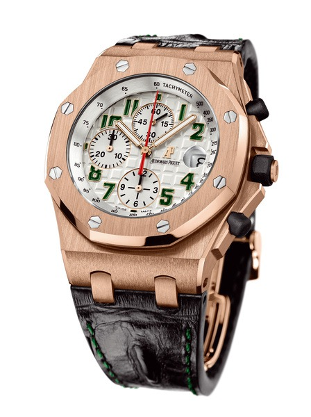 Wholesale Audemars Piguet Royal Oak Offshore Pride of Mexico Rose Gold watch REF: 26297OR.OO.D101CR.01