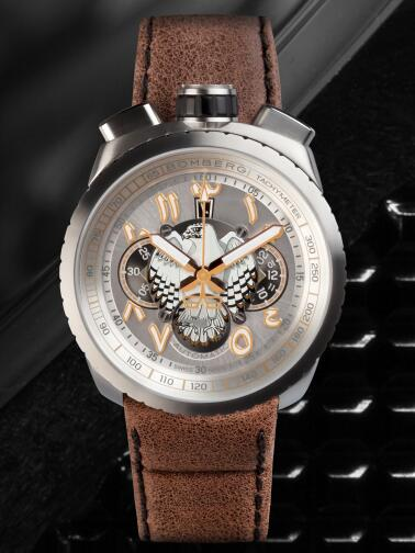 Discount BOMBERG BOLT-68 AUTOMATIC CHRONOGRAPH BS47CHASS.025-2.3 copy watch