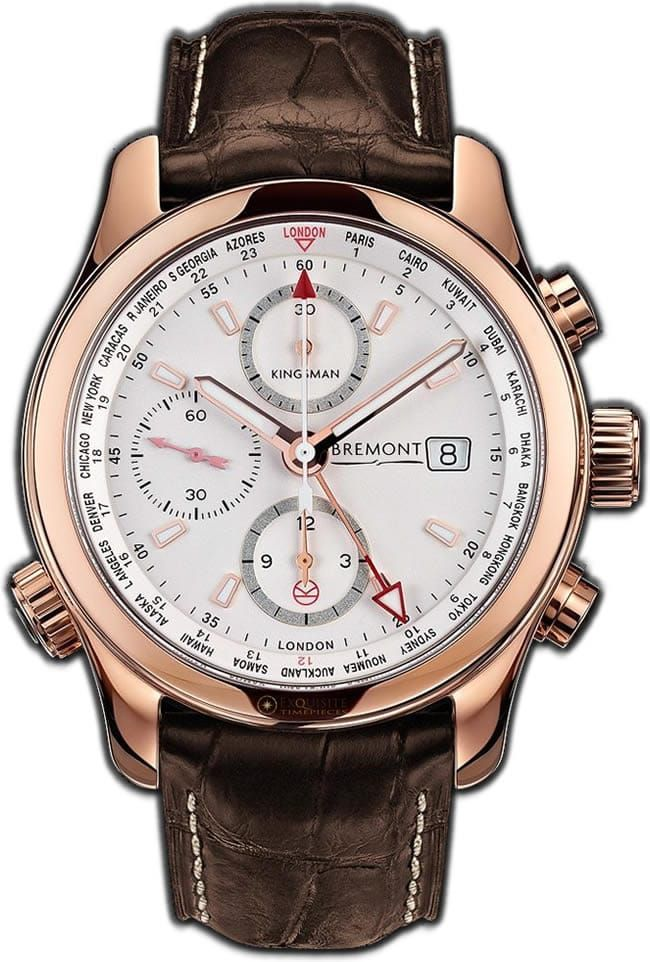 Review BREMONT KINGSMAN SPECIAL EDITION ROSE GOLD Replica Watch BKM/RG