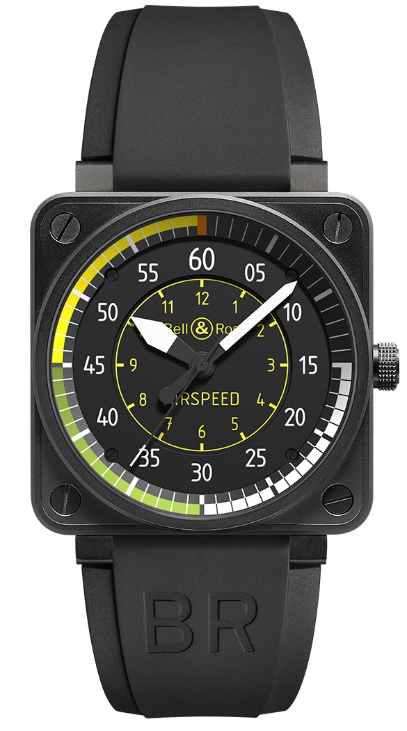 Buy Bell & Ross BR 01-92 AIRSPEED BR0192-AIRSPEED Replica watch