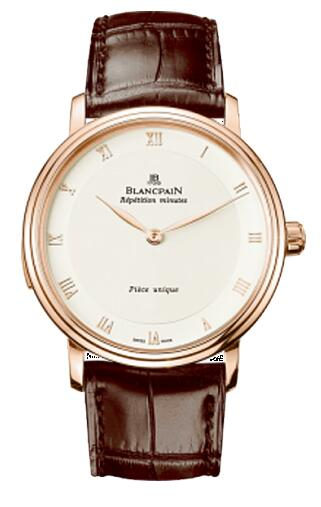 Buy Replica Blancpain Villeret Minute Repeater 6033-3642-55B Watch