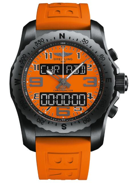 Discount Fake Breitling Cockpit B50 Orbiter Limited Edition VB50106A1O1S1 Men watch