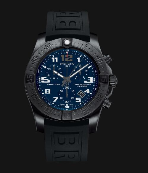 Review Cheap Breitling Professional Chronospace Evo Night Mission V7333010|C939|152S|M20SS.1 Men watch