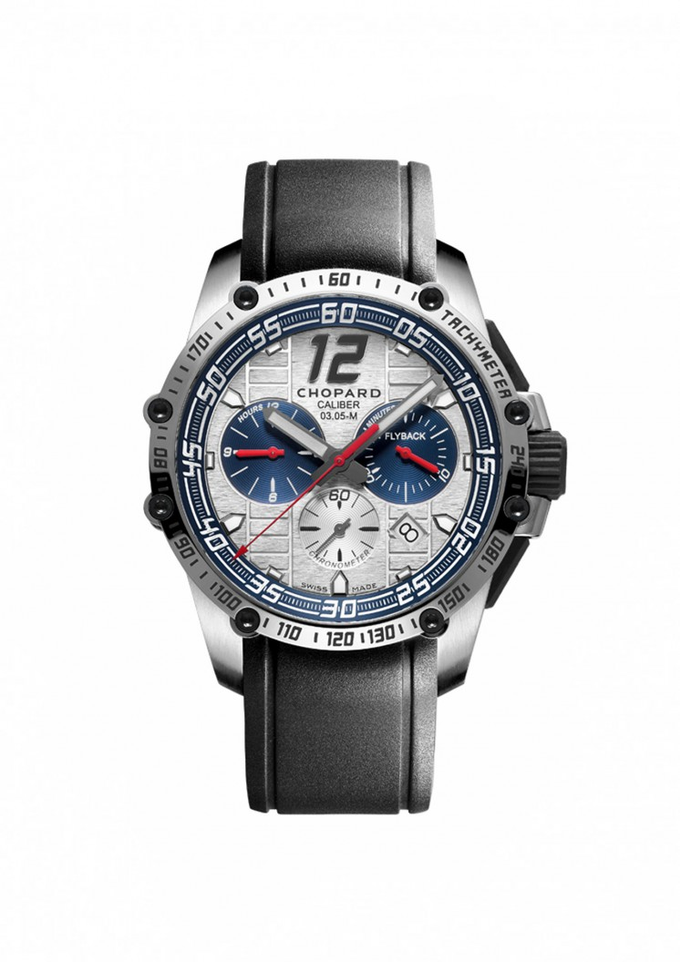 Luxury Chopard SUPERFAST CHRONO PORSCHE 919 JACKY ICKX EDITION LIMITED EDITION Fake Watch 168535-3003