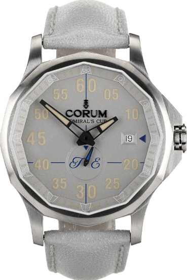 Fashion Swiss Corum Admiral's Cup Legend 2015 replica watch REF: Admiral's Cup Legend 42 Cabinet de Curiosités Thomas Erber and Colette Steel Review