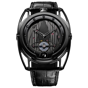 Best DE BETHUNE Dress DB28 Dark Shadows fake watch DB28ZC8 for sale