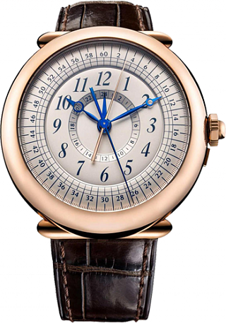 Best DE BETHUNE The classics DB29 Maxichrono Tourbillon fake watch DB29RS1 for sale