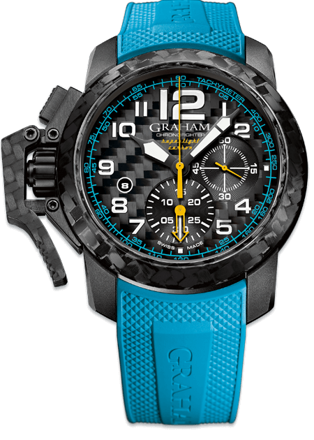 Shopping GRAHAM LONDON 2CCBK.B30A Chronofighter Superlight Carbon replica watch