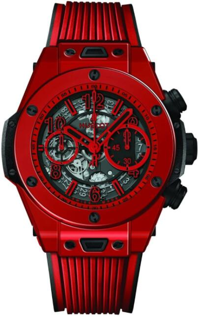 Replica Hublot BIG BANG UNICO RED MAGIC LIMITED EDITION 411.CF.8513.RX watch price
