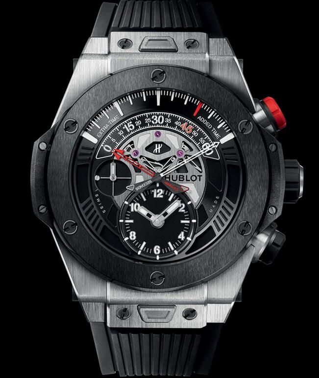 Best Hublot Big Bang Unico Bi-Retrograde Chrono Titanium Ceramic 413.NM.1127.RX copy watch
