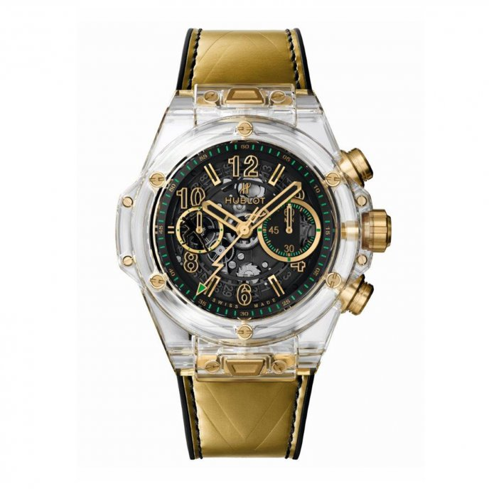 Replica Hublot Big Bang Unico Sapphire Usain Bolt Victory Set 411.JX.1183.VR.USB17 watch price