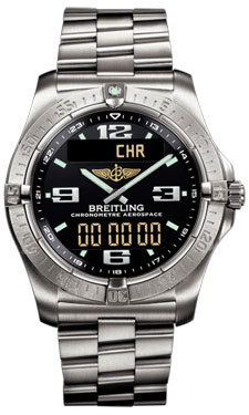Breitling Aerospace White Gold J7936211/B781-professional-white-gold watch price