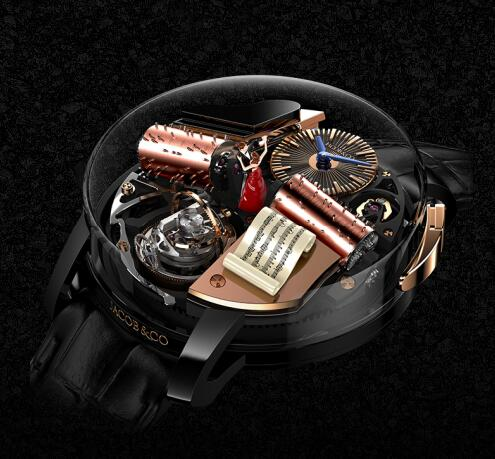 Luxury Replica Jacob & Co. Grand Complication Masterpieces Opera watch OP100.21.AD.AA.A price