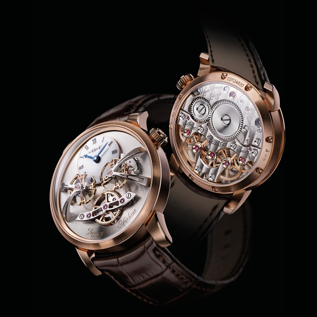 Discount Replica MB&F LM2 Legacy Machine N2 Red Gold 02.RL.W watch