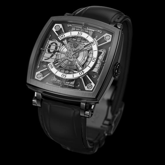 Luxury MCT SEQUENTIAL ONE - S110 EVO ANTHRACITE Replica Watch SQ45 S110 EVO DG 01