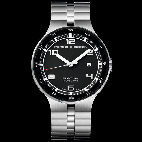 Sale Replica PORSCHE DESIGN P-6360 FLAT SIX 6350.42.44.0276 watch