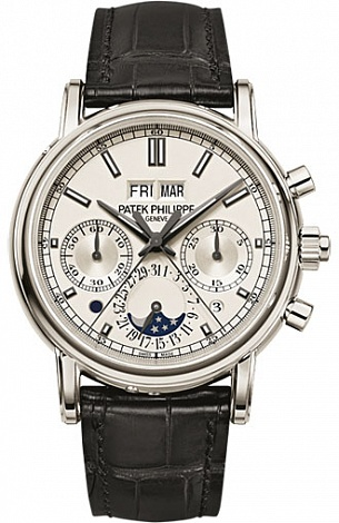 Buy Patek Philippe Grand Complications 5204P Fake Watch 5204P-001