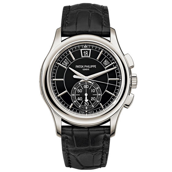 Buy Patek Philippe 2015 NEW COMPLICATIONS ANNUAL CALENDAR Fake Watch 5905P-010