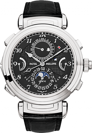 Buy Patek Philippe Grand Complications 6300G Fake Watch 6300G-001