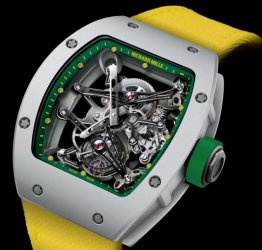 Richard Mille RM 038 Watch RM 038 for Olympic Jamaican Sprinter replica