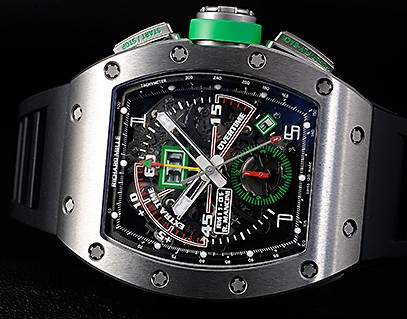 RICHARD MILLE RM 11-01 Flyback Chronograph ROBERTO MANCINI Ref.RM 11-01 watch