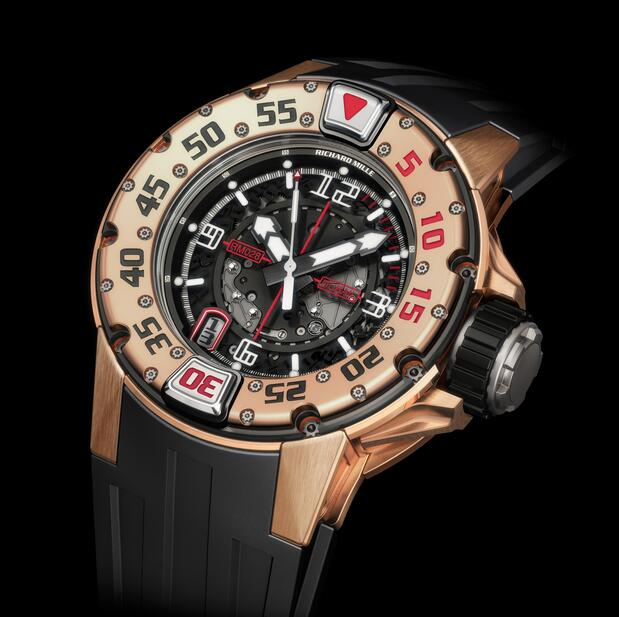 buy Richard Mille RM 028 RM 028 Dubail Gold watch