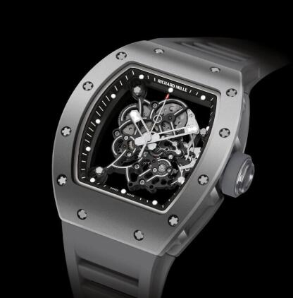 Buy Replica Richard Mille RM 055 watch RM 055 Bubba Watson All Grey Boutique Edition For Sale