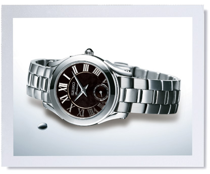 Shopping Seiko Premier Small Second Women copy watch SRKZ71P1 for sale