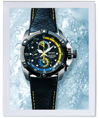 Shopping Seiko Velatura Yachting Timer Men copy watch SPC049P1 for sale
