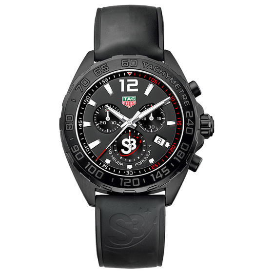 Luxury Tag Heuer 2016 New FORMULA 1 S3 ZEROG EXCLUSIVE EDITION cheap watch