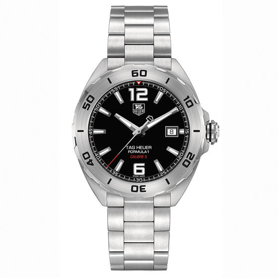 Luxury Tag Heuer FORMULA 1 CALIBRE 5 AUTOMATIC WAZ2113.BA0875 cheap watch