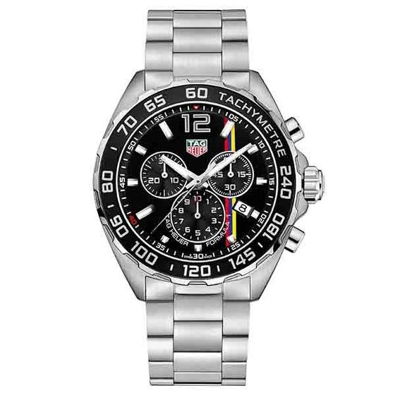 Luxury Tag Heuer 2016 FORMULA 1 CHRONOGRAPH JAMES HUNT LIMITED EDITION CAZ1017.BA0842 cheap watch