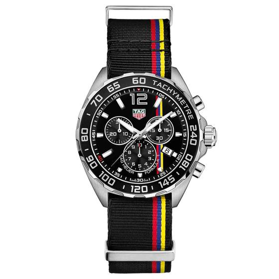 Luxury Tag Heuer 2016 FORMULA 1 CHRONOGRAPH JAMES HUNT LIMITED EDITION CAZ1017.FC8212 cheap watch