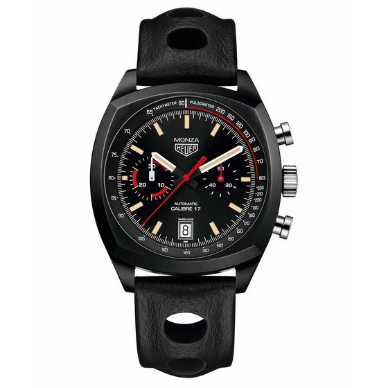 Luxury Tag Heuer HEUER MONZA CALIBRE 17 AUTOMATIC CHRONOGRAPH CR2080.FC6375 cheap watch