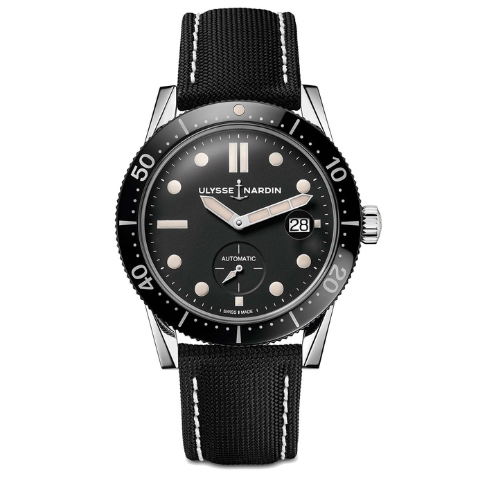 Review Cheap Ulysse Nardin Diver Le Locle 3203-950 watch