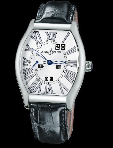 Buy Ulysse Nardin 330-48 Perpetual Ludovico White Gold replica watch